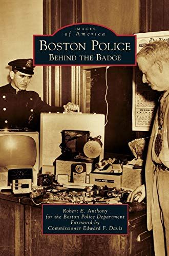9781531666149: Boston Police: Behind the Badge