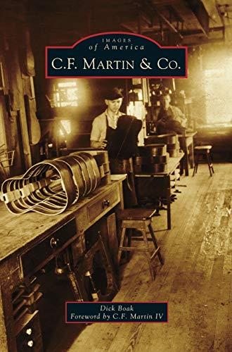 9781531673024: C.F. Martin & Co.