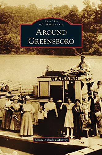 9781531673932: Around Greensboro
