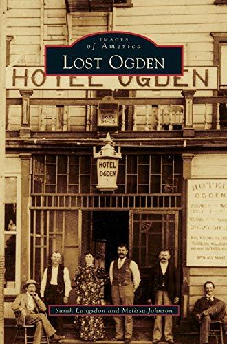 Lost Ogden: Melissa Johnson; Sarah Langsdon