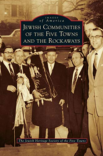 9781531678104: Jewish Communities of the Five Towns and the Rockaways