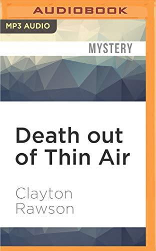 Death out of Thin Air (Don Diavolo Mysteries): Clayton Rawson