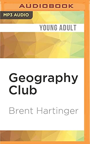 9781531808327: Geography Club (Russell Middlebrook)