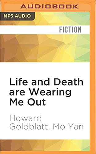 Life and Death Are Wearing Me Out: Research Prof of