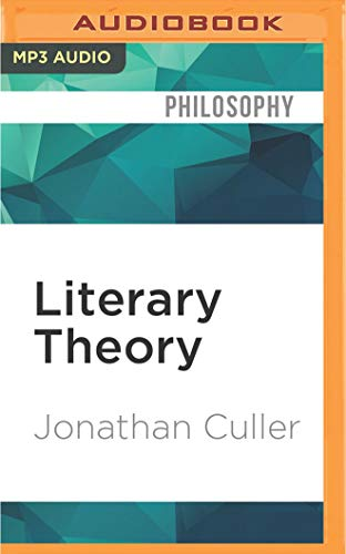 9781531812553: Literary Theory: A Very Short Introduction (Very Short Introductions)