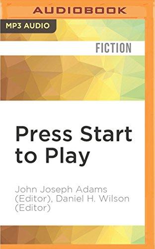 Press Start to Play: John Joseph Adams