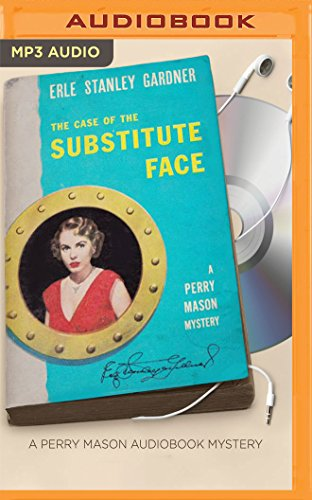 9781531827250: The Case of the Substitute Face (Perry Mason Series)