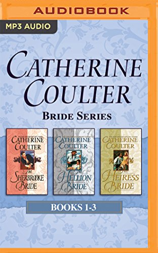 9781531846527: Catherine Coulter - Bride Series: Books 1-3: The Sherbrooke Bride, The Hellion Bride, The Heiress Bride
