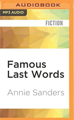 9781531875800: Famous Last Words