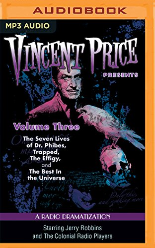 9781531880927: Vincent Price Presents - Volume Three: Four Radio Dramatizations: 3