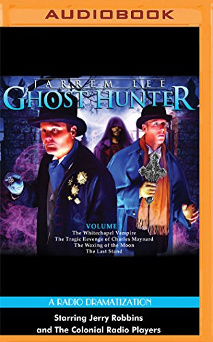 Jarrem Lee: Ghost Hunter - The Whitechapel: Gareth Tilley