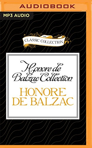 Honore de Balzac Collection: The Mysterious Mansion,: Honore Balzac