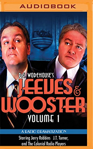 9781531884031: Jeeves and Wooster Vol. 1: A Radio Dramatization