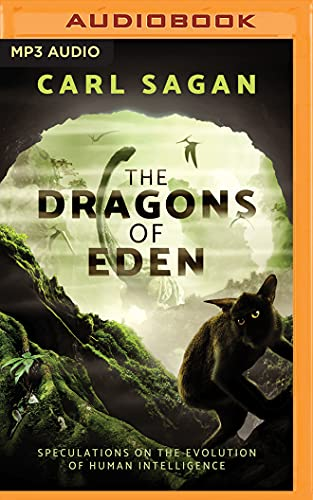 9781531888459: The Dragons of Eden: Speculations on the Evolution of Human Intelligence