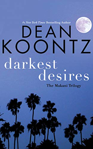 Book Cover: Darkest Desires: The Makina Trilogy