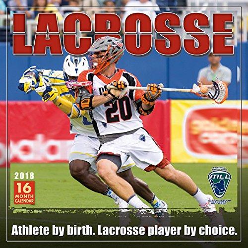 Lacrosse 2018 Wall Calendar (CA0144)