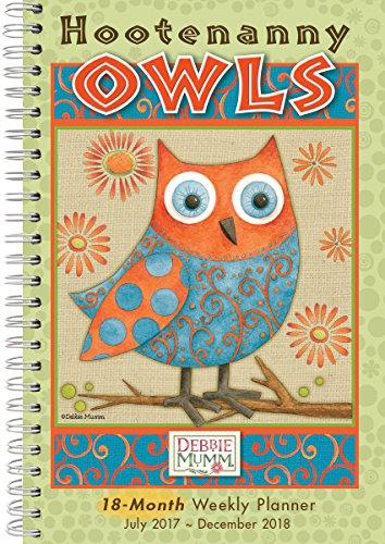 Hootenanny Owls - Debbie Mumm 2018 Engagement: Debbie Mumm