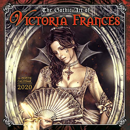 9781531907495: CAL-2020 THE GOTHIC ART OF VIC