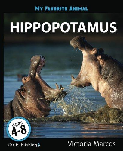 9781532400636: My Favorite Animal: Hippopotamus