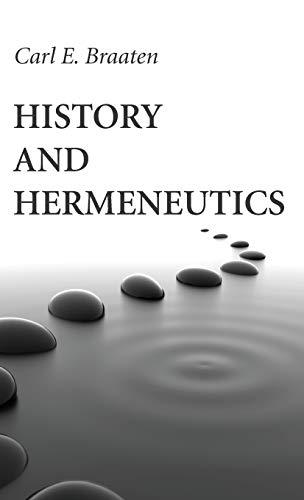 9781532614019: History and Hermeneutics