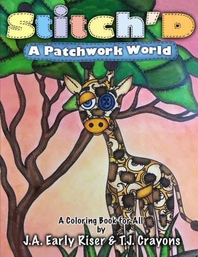 9781532716577: Stitch'D: A Patchwork World (Stitch'D Series)
