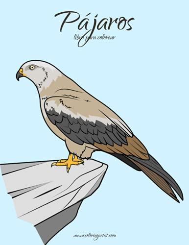 9781532753442: Pájaros libro para colorear 1: Volume 1