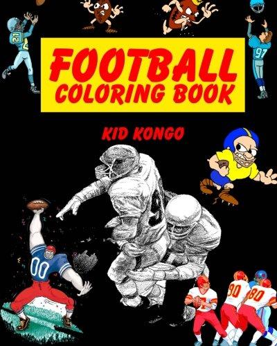 Football Coloring Book: Kid Kongo
