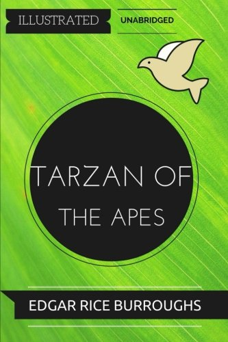 9781532764691: Tarzan of the Apes: By Edgar Rice Burroughs : Illustrated & Unabridged