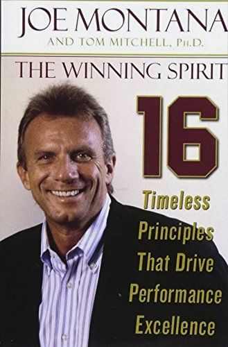 9781532777875: The Winning Spirit: 16 Timeless Principles That Drive Performance Excellence