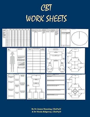 9781532792946 Cbt Worksheets Cbt Worksheets For Cbt Therapists In