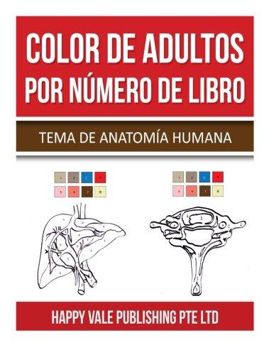 Color de Adultos Por Numero de Libro: Happy Vale Publishing