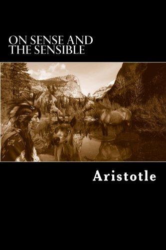 9781532843631: On Sense and the Sensible