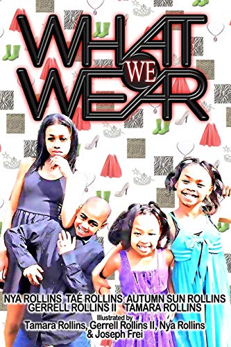 9781532846854: What We Wear