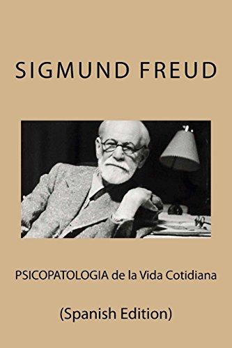 9781532846991: Psicopatologia de la Vida Cotidiana (Spanish Edition)