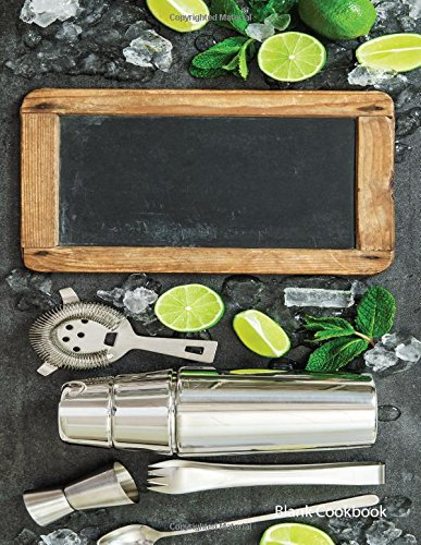 9781532870637: Blank Cookbook: Style 83 (Recipe Journals, Blank Journal, Blank Cookbook, Journal) (Volume 68)