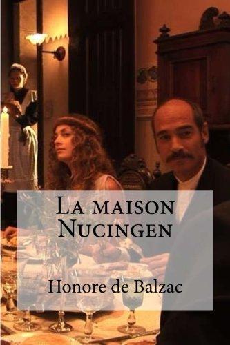 La Maison Nucingen French Edition