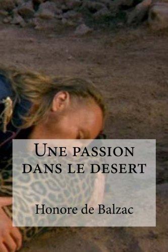 9781532885778: Une passion dans le desert