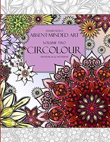 9781532890529: Circolour: Mandalas & Patterns