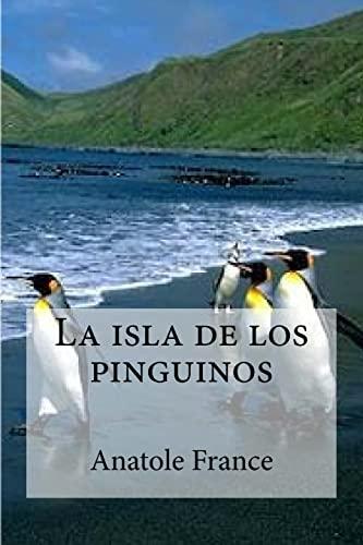 9781532890666: La isla de los pinguinos (Spanish Edition)