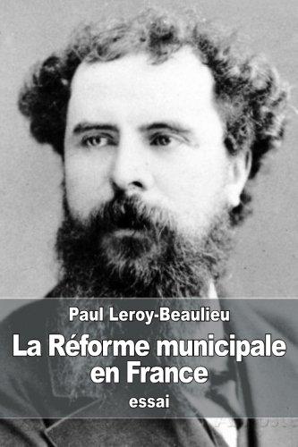 9781532895197: La Réforme municipale en France