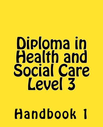 diploma in health and socialcare level Find all the information and support you'll need to teach and study btec level 3 nationals in health and social care.