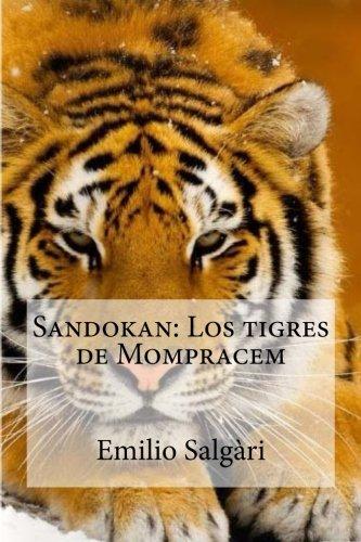 9781532958038: Sandokan: Los tigres de Mompracem