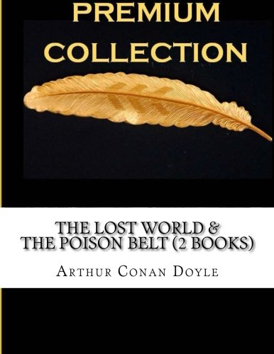 9781532958830: The Lost World & The Poison Belt (2 Books)