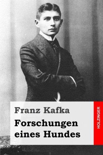 9781532976803: Forschungen eines Hundes (German Edition)