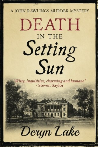 9781532981807: Death in the Setting Sun