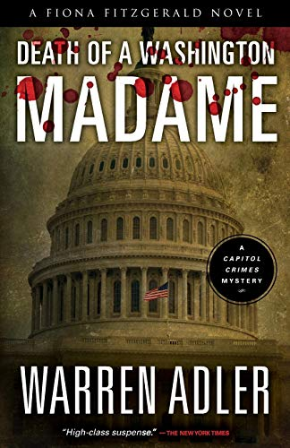 9781532983757: Death of a Washington Madame (The Fiona Fitzgerald Mystery Series)