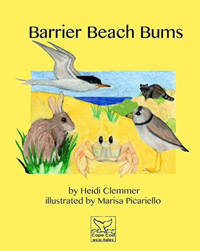 9781532986161: Barrier Beach Bums (Cape Cod Eco-Tales)