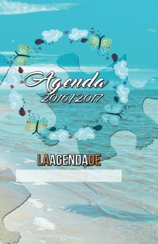 9781533009517: Agenda 2016 2017 - La agenda de: interior blanco y negro
