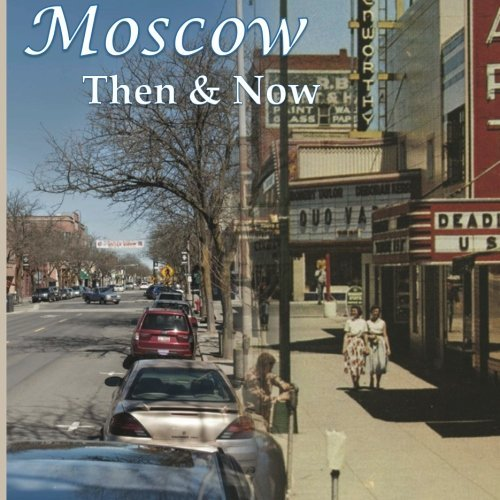 9781533017154: Moscow: Then & Now