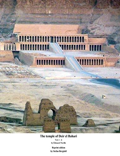 9781533041746: The temple of Deir el Bahari